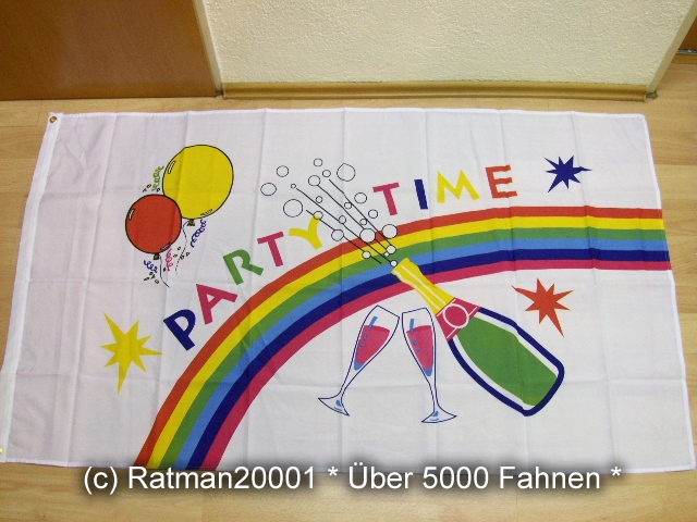 Party Time - 90 x 150 cm