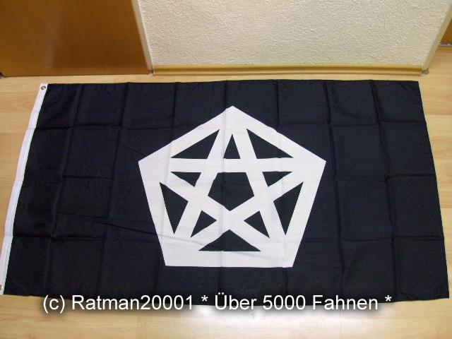 Pentagramm - 90 x 150 cm