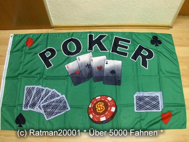 Poker - 90 x 150  cm
