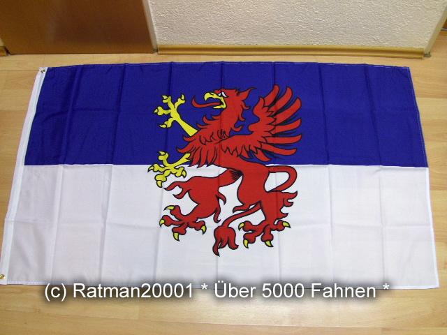 Pommern - 90 x 150 cm