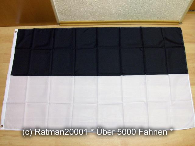 Ostpreußen - Landesfarben - 90 x 150 cm