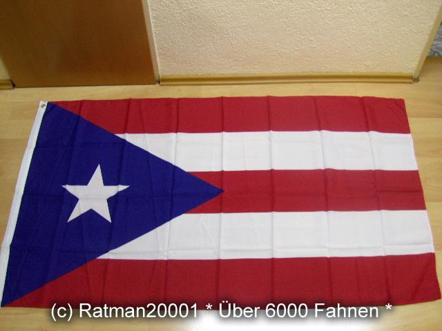 Puerto Rico - 90 x 150 cm