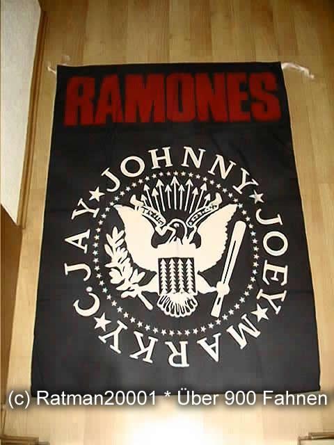 Ramones B0 14 - 98 x 136 cm