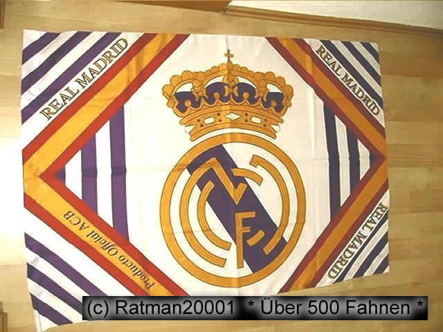 Real Madrid BT 74 - 95 x 135 cm