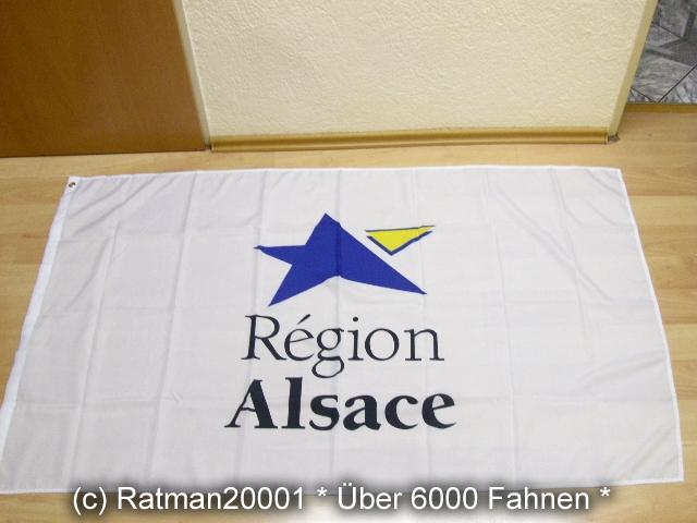 Frankreich Region Alsace - 90 x 150 cm