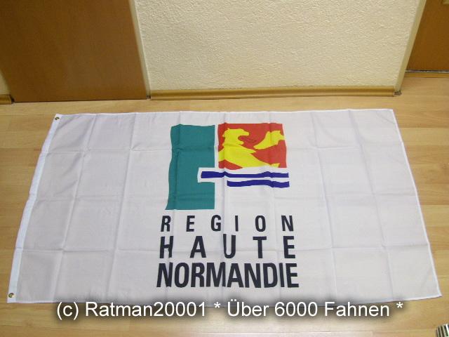Region Haute Normandie - 90 x 150 cm
