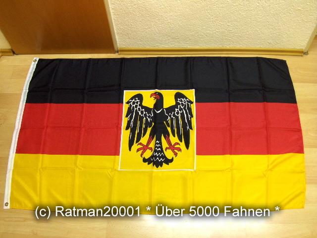 Reichspräsident 1919 bis 1920 - 90 x 150 cm