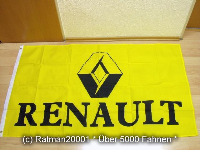 Renault - 90 x 150 cm