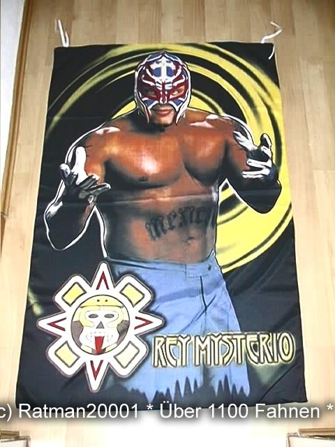 Rey Mysterio - 95 x 135 cm