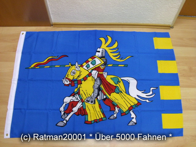 Ritter Blau - 95 x 135 cm