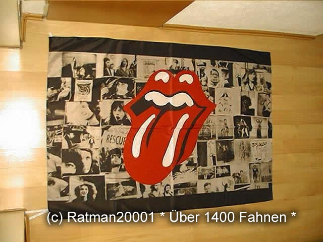 Rolling Stones Foto - 98 x 135 cm