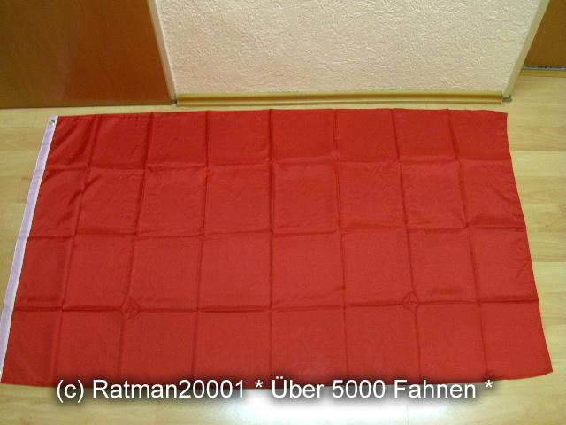 Rote - 90 x 150  cm