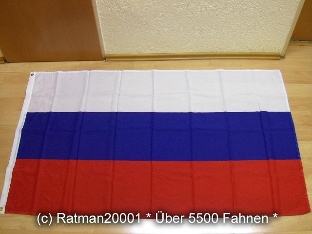 Russland neu - 90 x 150 cm