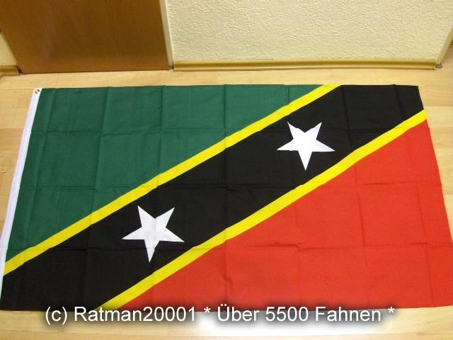 ST.Kitts Nevis - 90 x 150 cm
