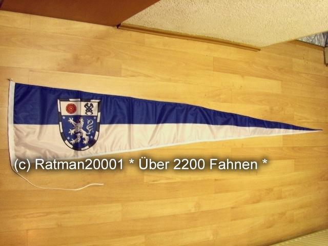 Saarbrücken Wimpel - 38 x 240 cm