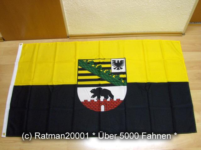 Sachsen Anhalt - 90 x 150 cm