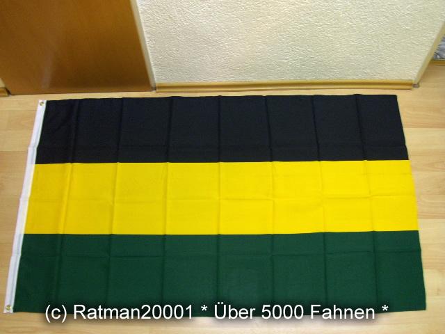 Sachsen Weimar Eisenach - 90 x 150 cm