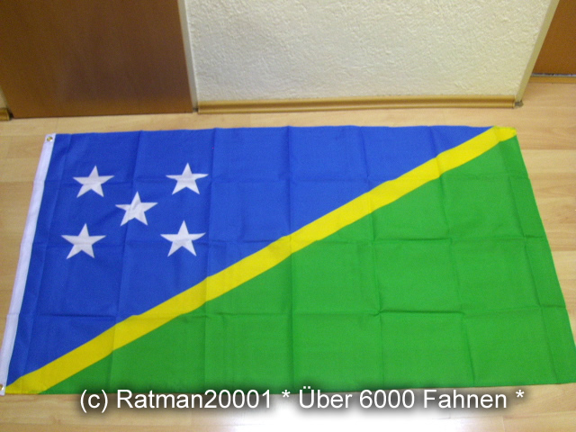 Salomonen Inseln - 90 x 150 cm