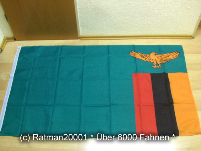 Sambia - 90 x 150 cm