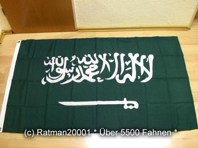 Saudi Arabien - 90 x 150 cm