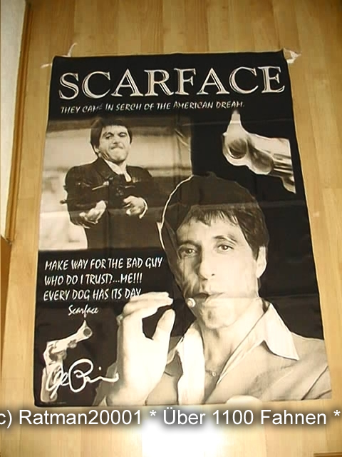 Scarface VD 62 - 97 x 136 cm