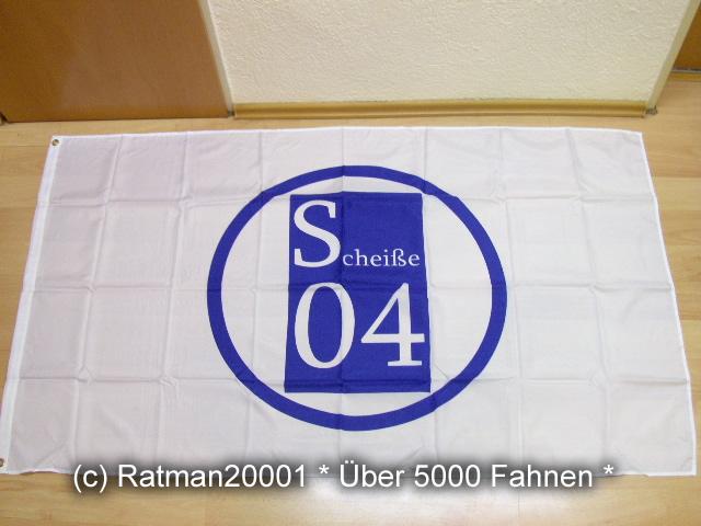 Schei..... 04 - 90 x 150 cm