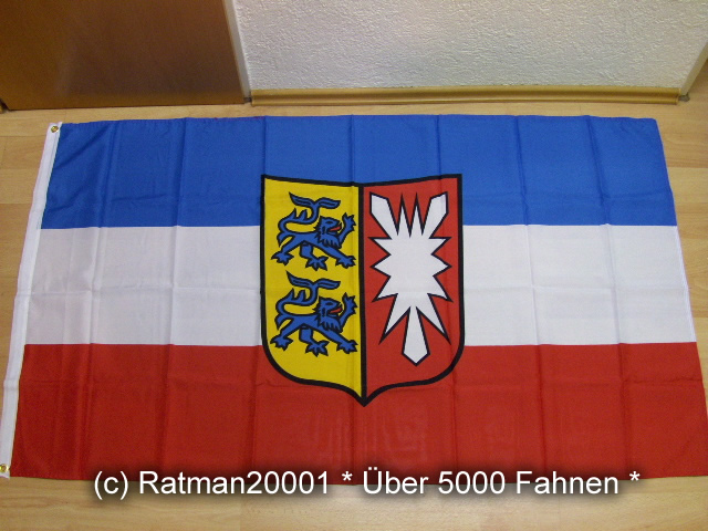 Schleswig Holstein - 90 x 150 cm