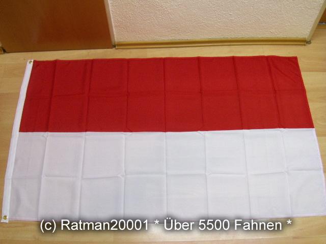 Schützenfest Rot Weiss - 90 x 150 cm