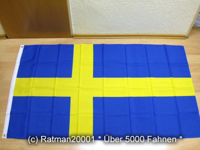 Schweden - 90 x 150 cm