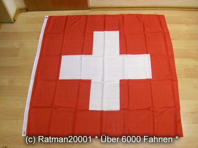 Schweiz - 120 x 120 cm