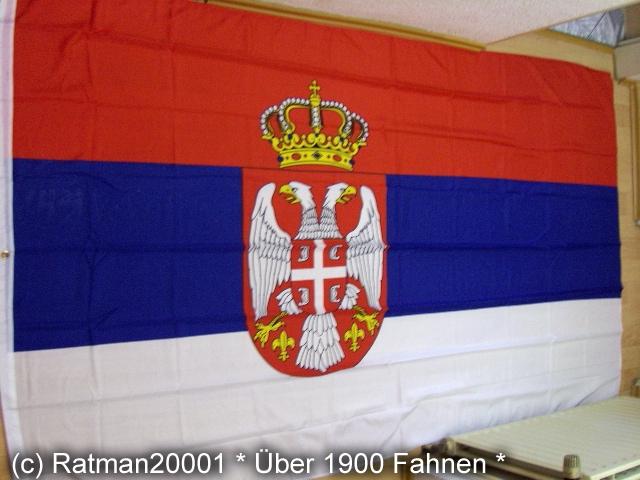 Serbien - 1 - 150 x 250 cm