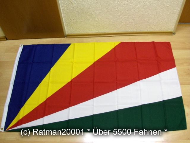 Seychellen - 90 x 150 cm