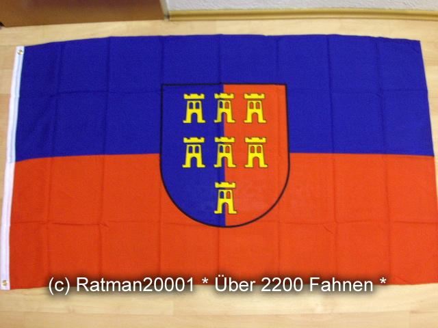 Siebenbürgen Sachsen - 90 x 150 cm