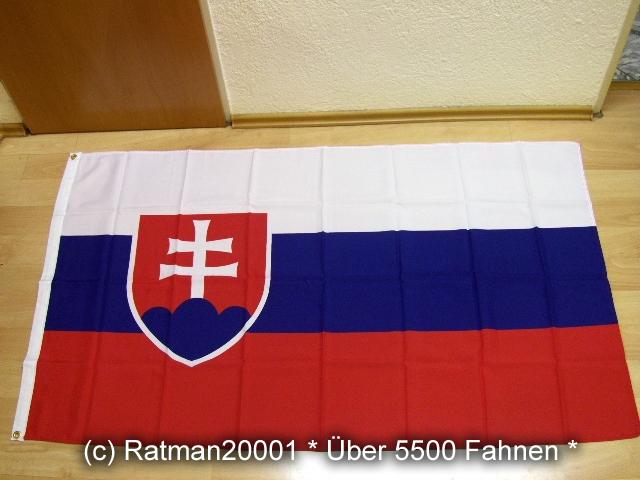 Slowakei - 90 x 150 cm