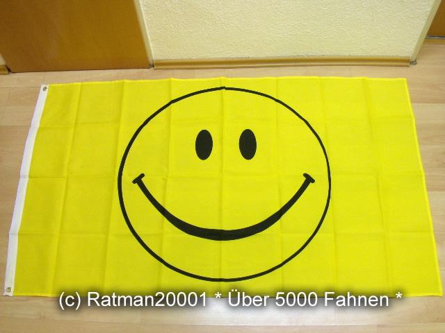 Smiley - 90 x 150 cm