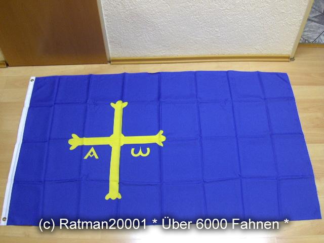 Spanien Asturien - 90 x 150 cm