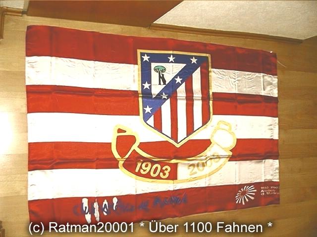 Spanien Atleti Club Madrid