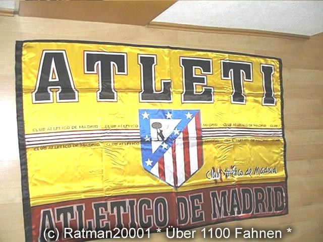 Spanien Atleti Madrid - 95 x 145