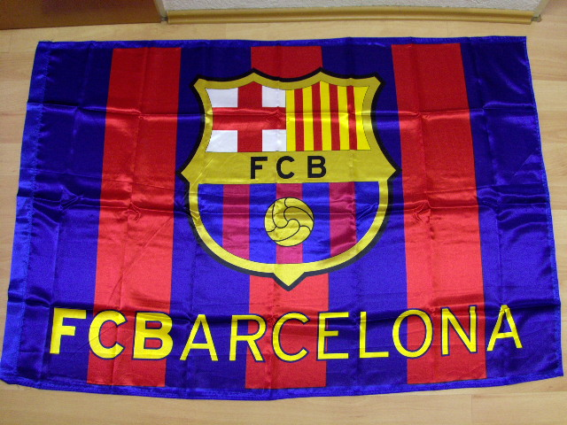 Spanien FC Barcelona Bunt