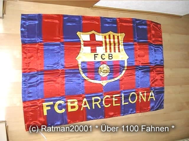 Spanien FC Barcelona Karo