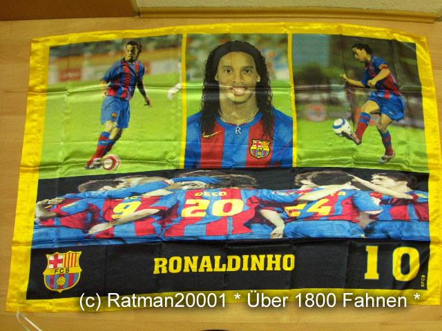 Spanien FC Barcelona Ronald - 95 x 145