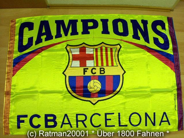 Spanien FC Barcelona Campions