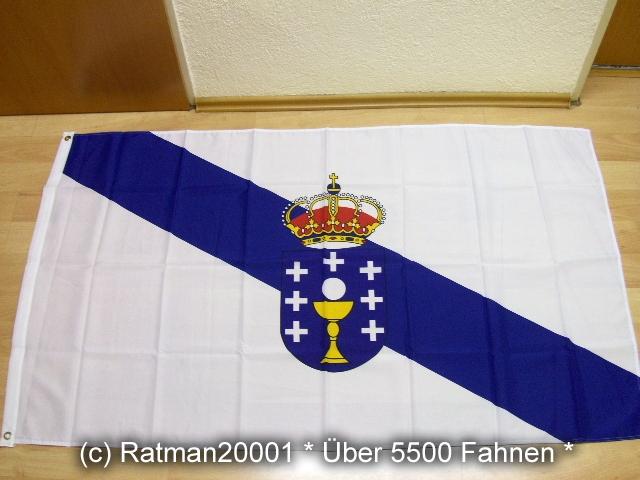Spanien Galicien - 90 x 150 cm