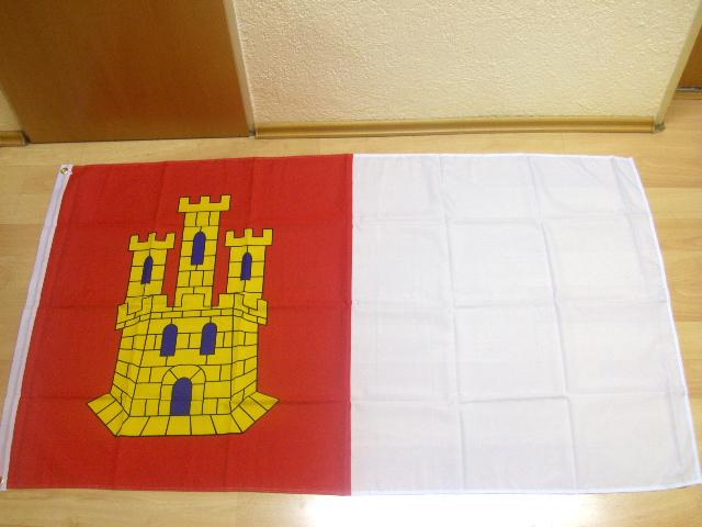 Spanien Kastilien La Mancha - 90 x 150 cm