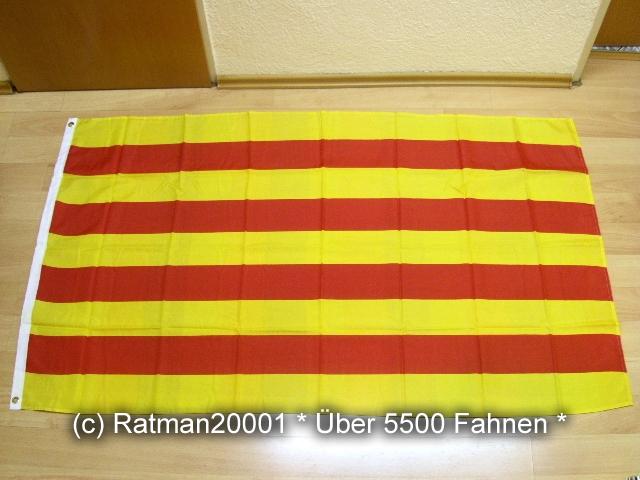 Spanien Katalonien - 90 x 150 cm