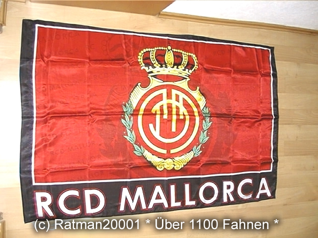 Spanien Mallorca RCD - 95 x 145