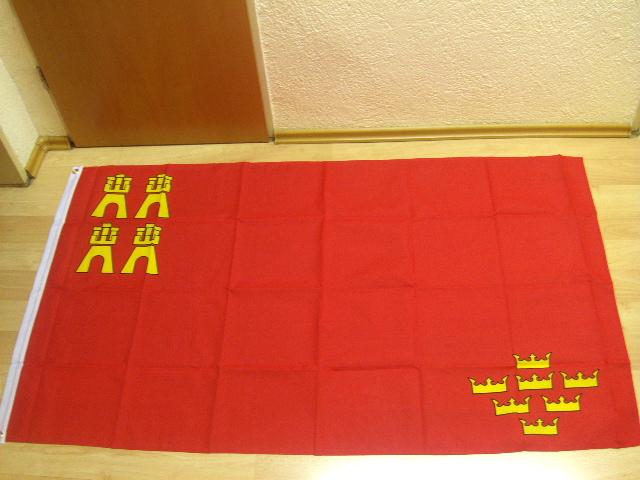 Spanien Murcia - 90 x 150 cm