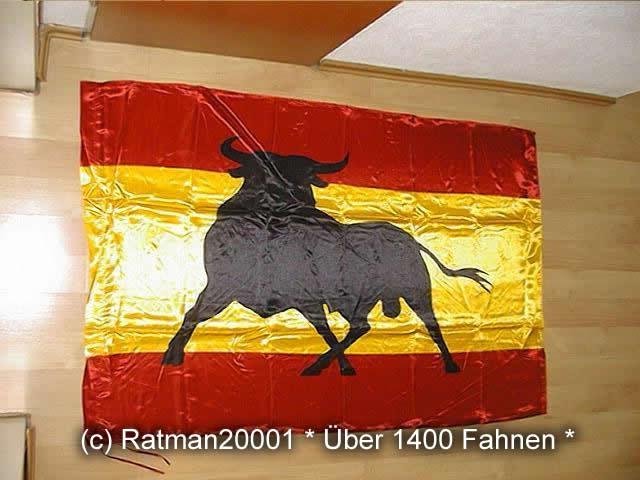 Spanien Osborn Stier - 95 x 135