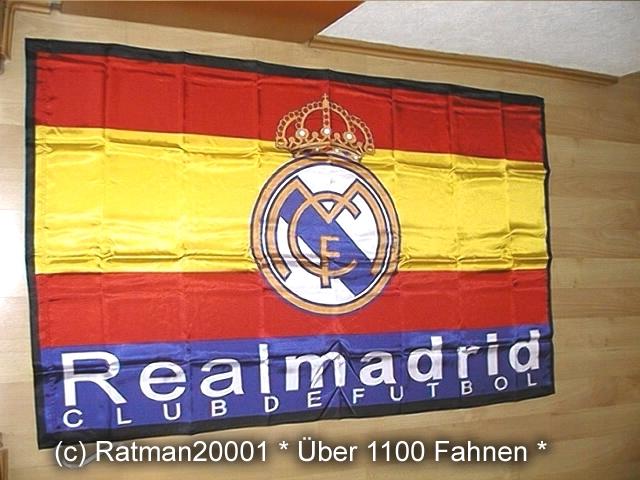 Spanien Real Madrid Futbol