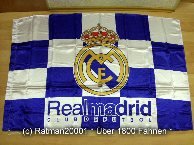 Spanien Real Madrid Karo